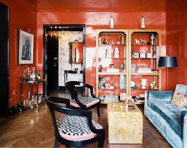 Bright+Walls+Red+lacquered+walls+herringbone+7S6wwW03Vipl