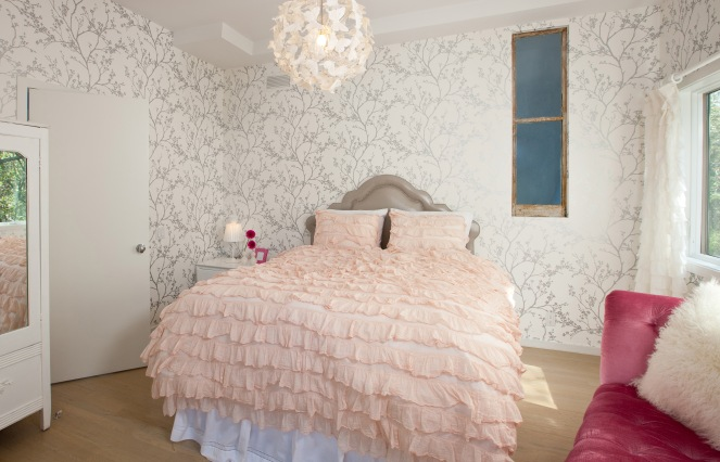 A room made for the sweetest of dreams