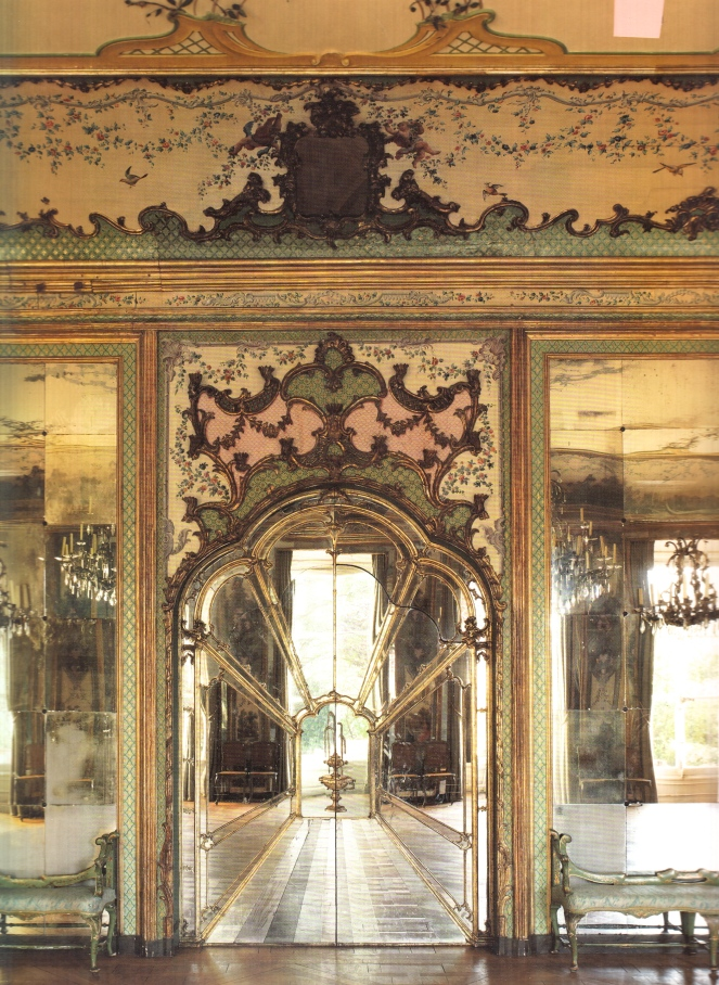 Traditional Parisian Interiors from Guillaume's presentation
