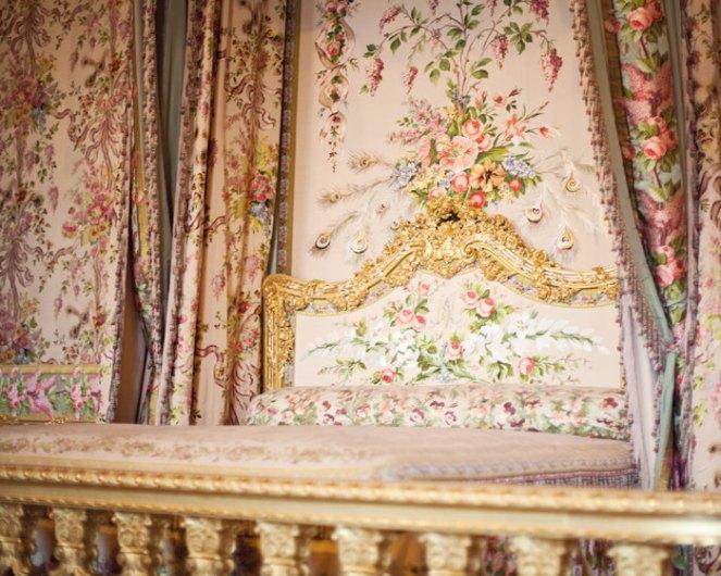Bedroom at Versailles