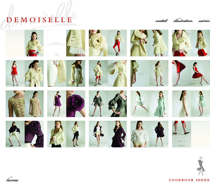 Chesley's Demoiselle collection